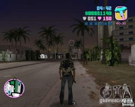 Одежда банды Версетти для GTA Vice City