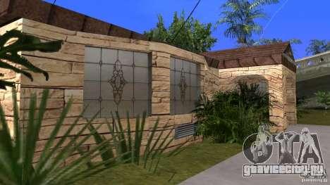 Новые текстуры домов и гаражей для GTA San Andreas четвёртый скриншот