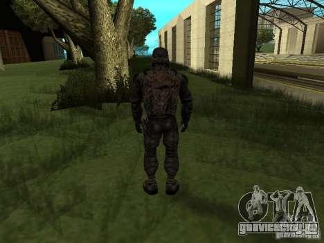 Долговец из S.T.A.L.K.E.R. для GTA San Andreas второй скриншот