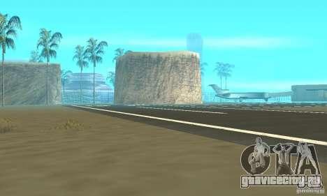 Island of Dreams V1 для GTA San Andreas второй скриншот