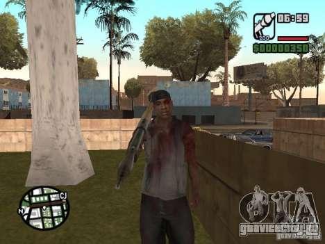 Markus young для GTA San Andreas седьмой скриншот