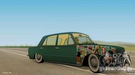 ВАЗ 2101 Low & Classic для GTA San Andreas
