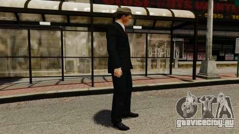 Коул Фелпс для GTA 4 второй скриншот
