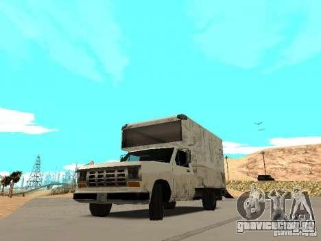 New Benson для GTA San Andreas