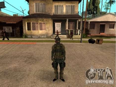 Скин army инженер для GTA San Andreas