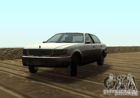 Washington из GTA IV для GTA San Andreas