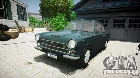 Lotus Cortina S 1963 для GTA 4