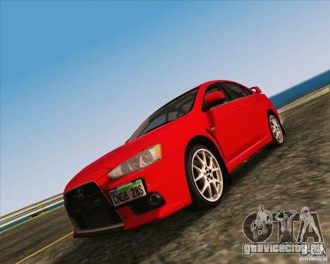 NFS The Run ENBSeries для SAMP для GTA San Andreas второй скриншот