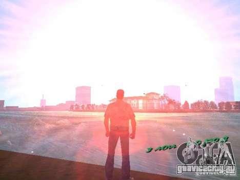 Новые эффекты для GTA Vice City