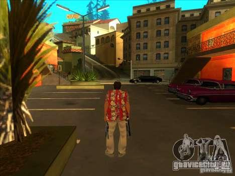 Рикардо Диаз для GTA San Andreas второй скриншот