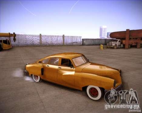 Walker Rocket для GTA San Andreas вид слева