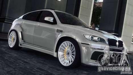 BMW X6 Hamann для GTA 4