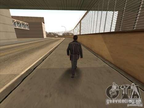 Max Payne для GTA San Andreas второй скриншот