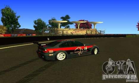 F1 Shanghai International Circuit для GTA San Andreas седьмой скриншот