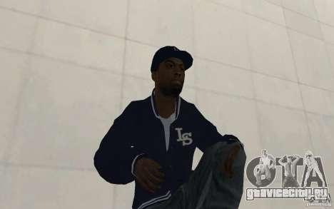 Новый Wbdug1 для GTA San Andreas второй скриншот