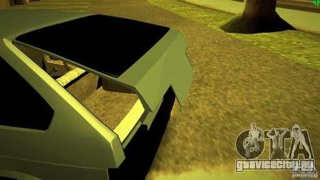 ВАЗ 2109 Light Tuning для GTA San Andreas вид сбоку