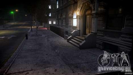 Mid ENBSeries By batter для GTA 4 вид сзади слева