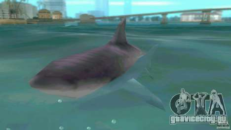 Shark Boat для GTA Vice City