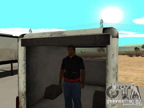 New Benson для GTA San Andreas вид справа