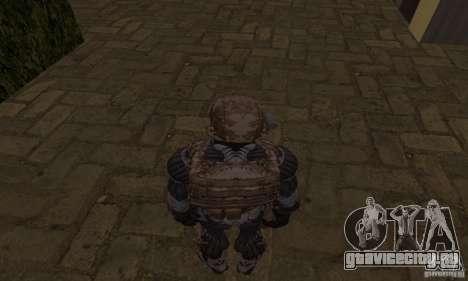 Crysis NanoSuit для GTA San Andreas третий скриншот
