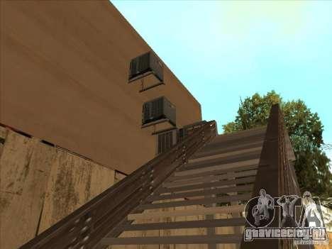Карта для паркура и площадка bmx для GTA San Andreas третий скриншот