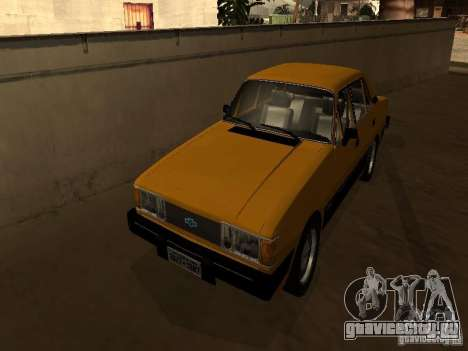 Chevrolet Opala BMT для GTA San Andreas