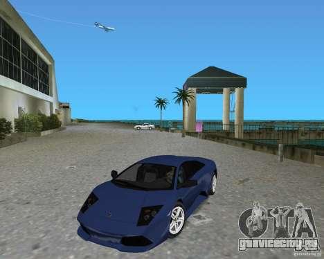 Lamborghini Murcielago LP640 для GTA Vice City