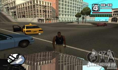 Enb Series HD v2 для GTA San Andreas шестой скриншот