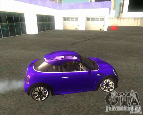 Mini Coupe 2011 Concept для GTA San Andreas