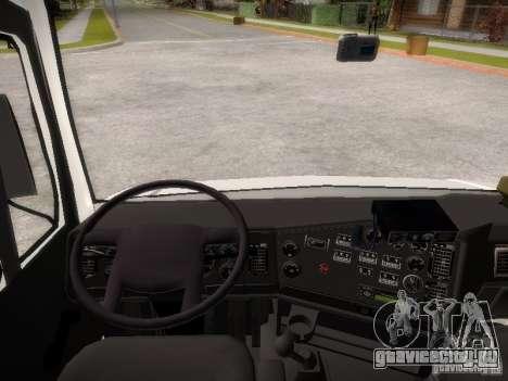 Mercedes Benz 710 для GTA San Andreas вид слева