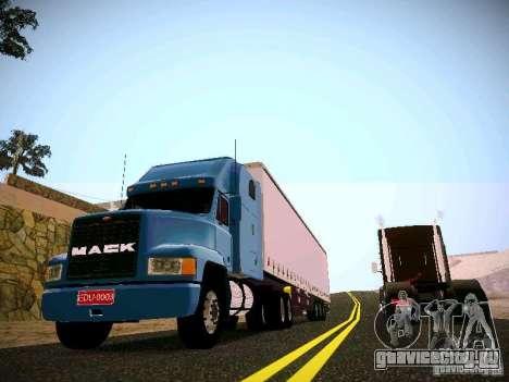 Mack СН-613 для GTA San Andreas