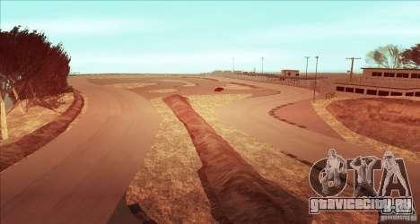 The Ebisu South Circuit для GTA San Andreas четвёртый скриншот