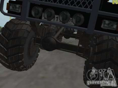 Зил 497200 для GTA San Andreas вид сзади
