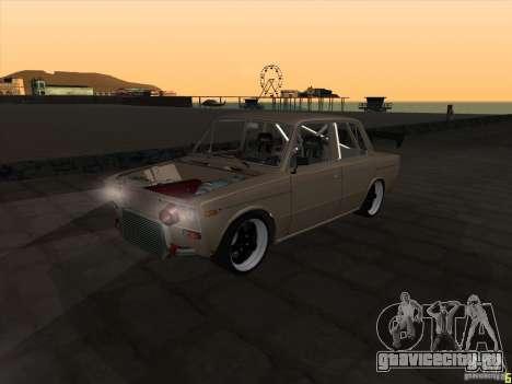 Ваз 2106 drift style для GTA San Andreas
