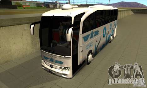 Mercedes-Benz Travego 15 SHD для GTA San Andreas