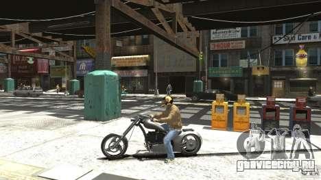 Helm Volcom, Metallica, Simpsons для GTA 4 пятый скриншот