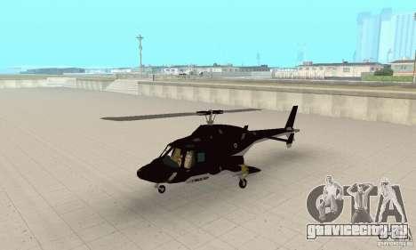 Airwolf для GTA San Andreas