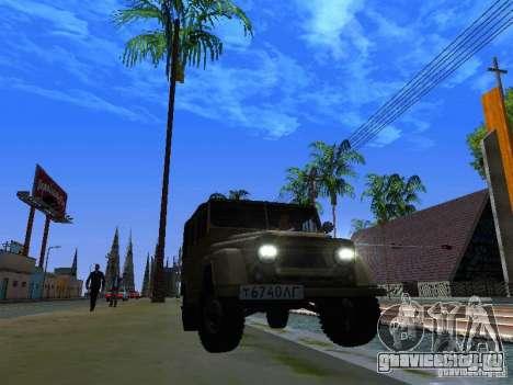 УАЗ 460 для GTA San Andreas
