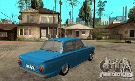 Lotus Cortina Mk1 1963 для GTA San Andreas вид справа