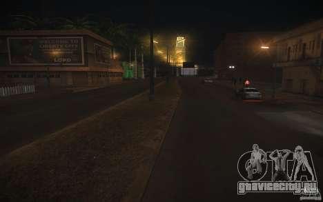 HD Дороги v2.0 Final для GTA San Andreas третий скриншот