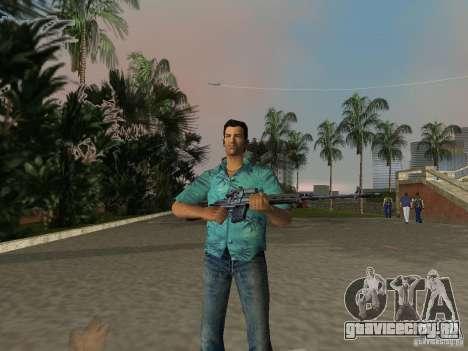 Улучшенный Пак Отечественного Оружия для GTA Vice City шестой скриншот