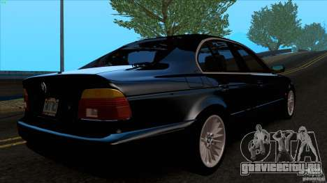 ENBSeries by Allen123 для GTA San Andreas второй скриншот