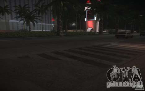 HD Дороги v2.0 Final для GTA San Andreas седьмой скриншот