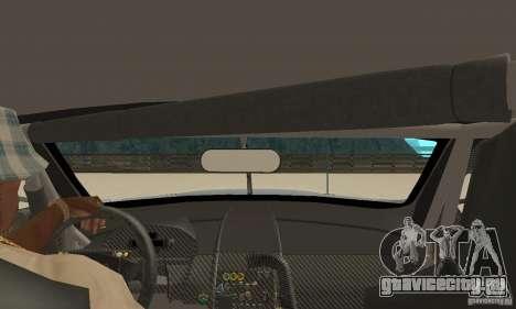 Aston Martin DBR9 (v1.0.0) для GTA San Andreas вид справа