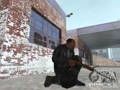 M1A1 Carbine для GTA San Andreas третий скриншот
