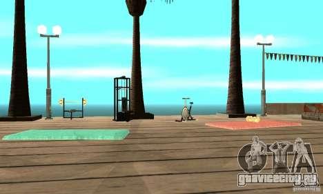 Dan Island v1.0 для GTA San Andreas