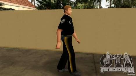 Новая одежда копов для GTA Vice City второй скриншот