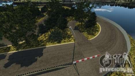 Bihoku Drift Track v1.0 для GTA 4 третий скриншот
