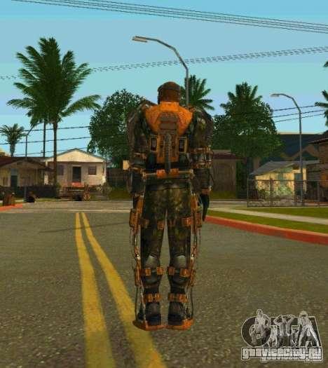 Скины S.T.A.L.K.E.R. для GTA San Andreas девятый скриншот