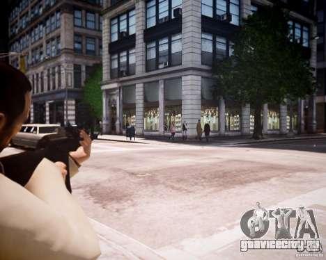 АКМ 74 для GTA 4 четвёртый скриншот